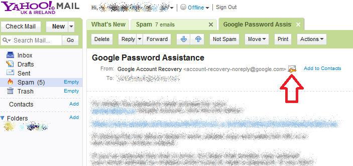 Yahoo! hates Google