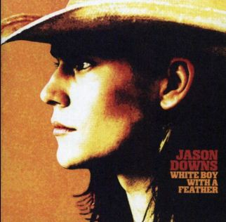 Jason Downs - White boy with a feather