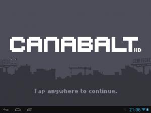 Canabalt HD