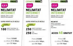 Ofertă Cosmote Internet Nelimitat