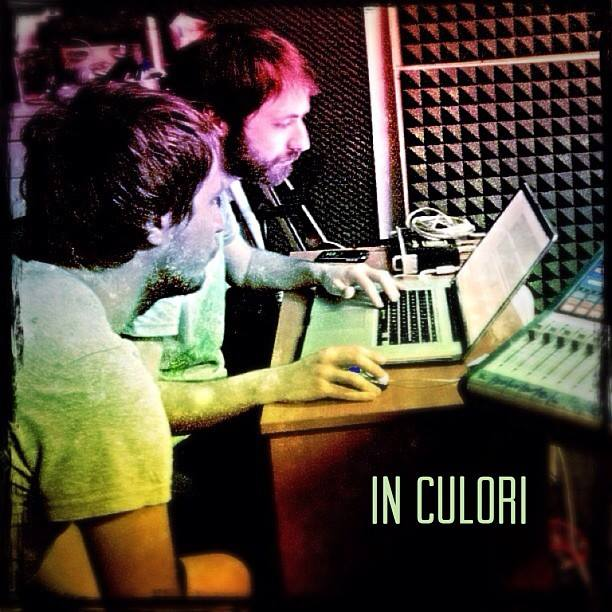 În culori
