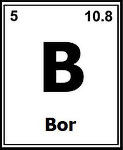 bor-element-chimic