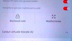 ING Pay - Activare card virtual în Home'Bank